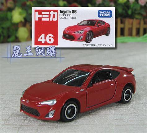 Tomica 86 Toyota 86 tomica小汽車 toyota 86 tomica小汽車系列商品