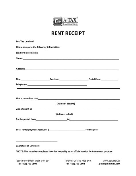 loan payment receipt template images templates design