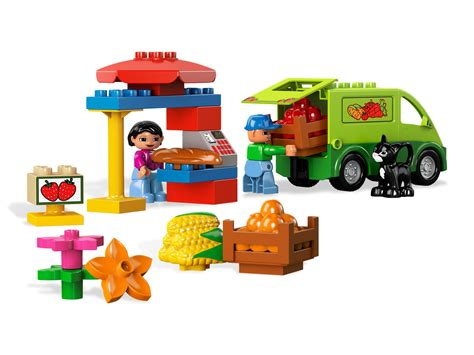 Lego 5683 Duplo market place 5683 duplo 174 brick browse shop lego 174