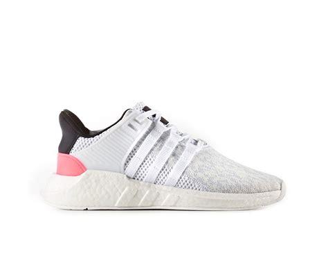 Adidas Eqt Support 93 17 Boost Turbo White 100 Original Sneakers adidas eqt support 93 17 boost habitat store