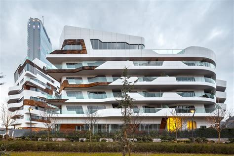 5 residential projects by famous architects that are citylife milano residential complex by zaha hadid e