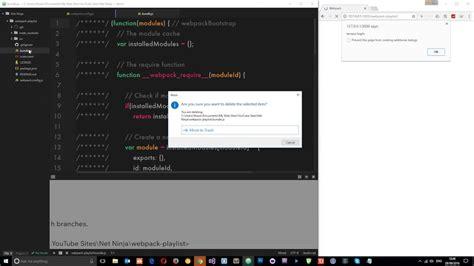 tutorial webpack webpack tutorial for beginners 3 the webpack config