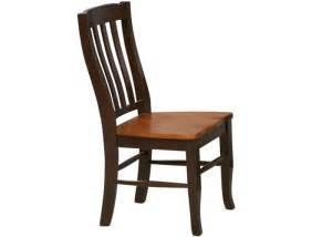 rake back side chair by winners only furniture mall of