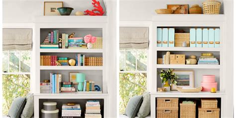6 organization ideas for your bookshelves organizing