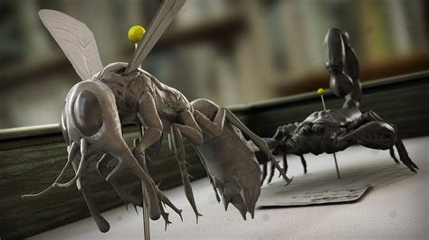 Zbrush Armature Tutorial   zbrush tutorial now available realistic insect sculpting