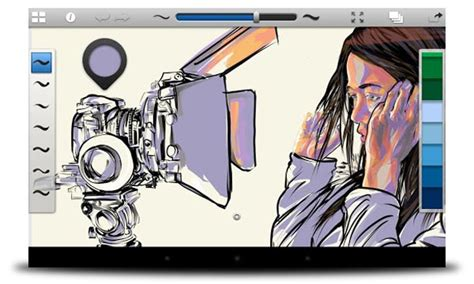 Autodesk Sketchbook Ink A Descarga Para Tablet Android