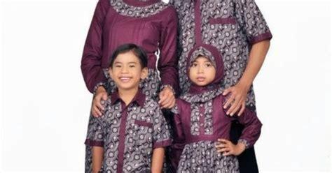Baju Muslim Anak Dan Ayaha Baju Pria Muslim busana muslim keluarga ayah ibu dan anak model trend baju dan busana muslim busana