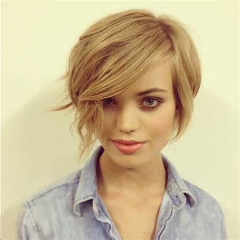 the swing short hairstyle short n the back and long in te frlnt at a angle 30 bob da non perdere per un 2015 super chic fotogallery