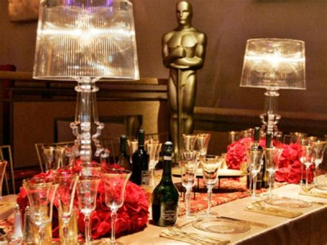 elegant themed events elegant oscar party tablescape b lovely events