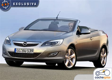 opel astra 2011 preview opel astra cabrio 2011 groenlicht be