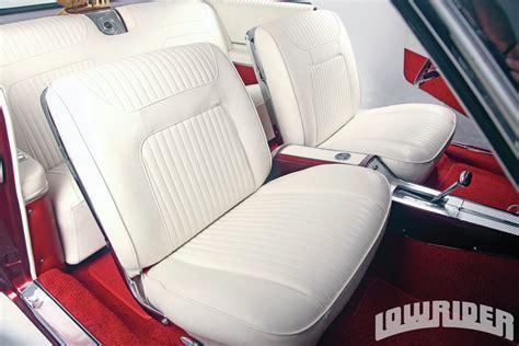 1964 Impala Interior Kit by 1964 Chevrolet Impala Sport Lowrider Magazine