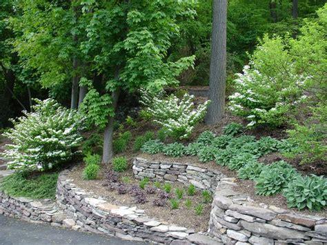best 25 tiered landscape ideas on sloped