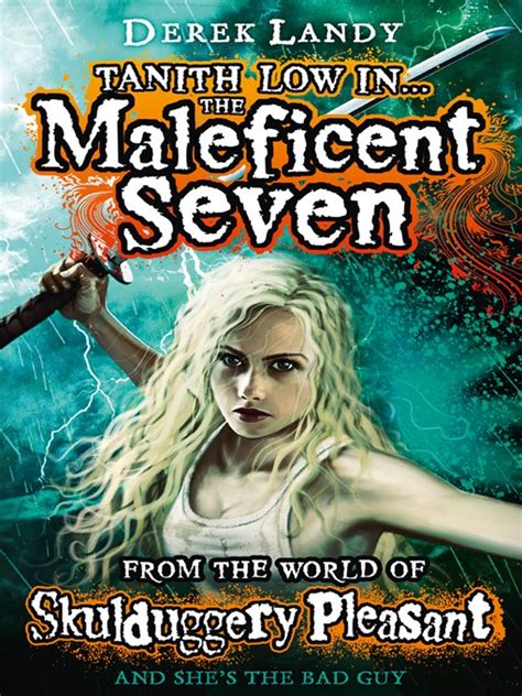low book one tanith low in the maleficent seven ebook skulduggery