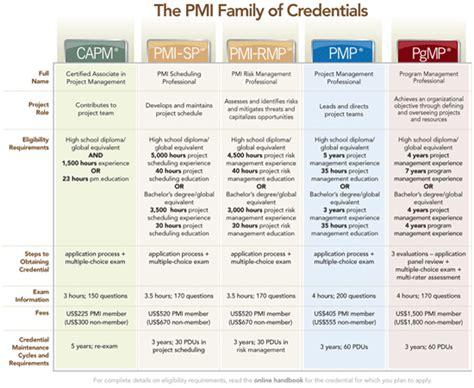 pmi business template program management process templates pmp project