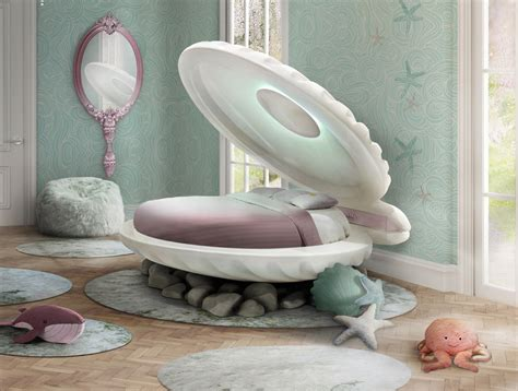 kids room design fairytale furnishings