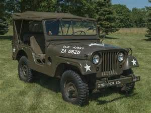Rogers And Rogers Jeep M38a1 Jeep Mitula Cars