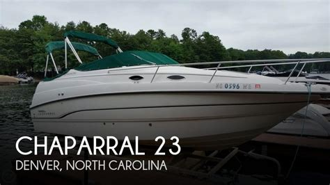 23 foot boat 23 foot chaparral 23 23 foot chaparral motor boat in
