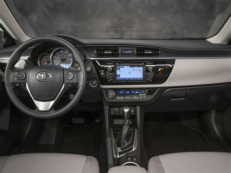 Toyota Corolla S Interior by 2016 Toyota Corolla Price Photos Reviews Features