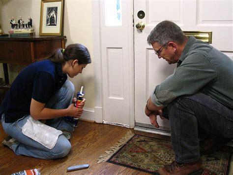 How To Weatherproof Doors How Tos Diy Waterproof Exterior Door Threshold