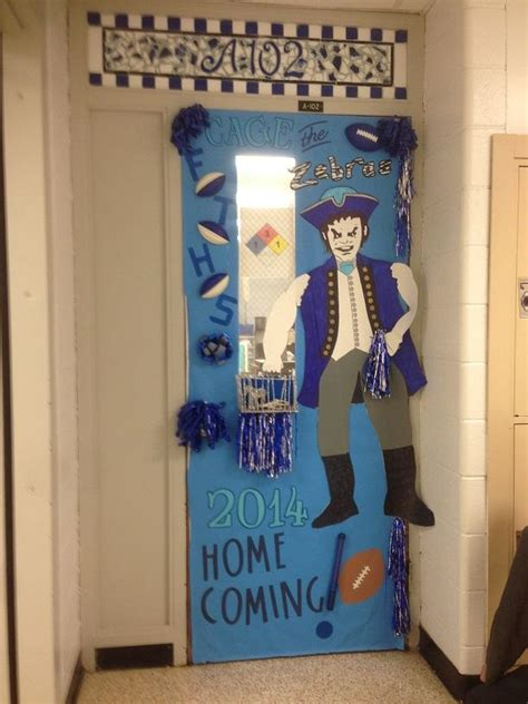 Homecoming Door Decorating Ideas by Patriot Press Homecoming Door Decorating Contest