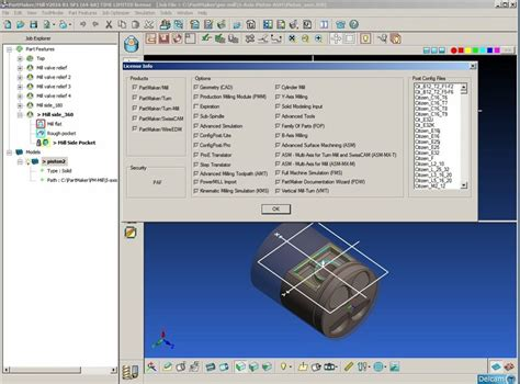 Autodesk Delcam 2017 Sp2 Suite Multilanguage delcam powershape 2017 sp1 ssq tommaper