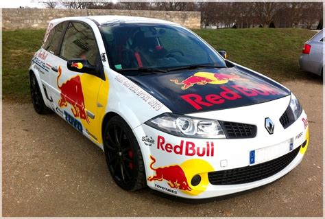 Stickers Red Bull Megane Rs by Otto 1 18 R26r Version Redbull Renault Forum Miniature