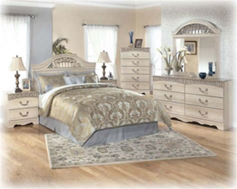Ashley Signature Bedroom Set | b196 queen bedroom set signature design by ashley furniture