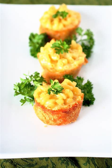 Vales Recipes Macaroni Panggangmaxschotel Cheese Mini Cup mini mac and cheese pies and a baby shower the