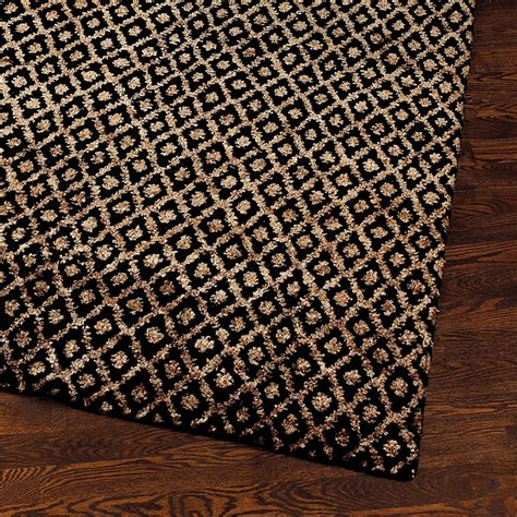 Geometric Design Rugs by Tangier Rug Jute Rug Geometric Design Rug Neutral Rug