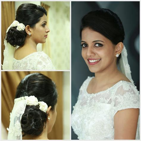 kerala christian wedding photo gallery studio design - Wedding Hairstyles For Christian