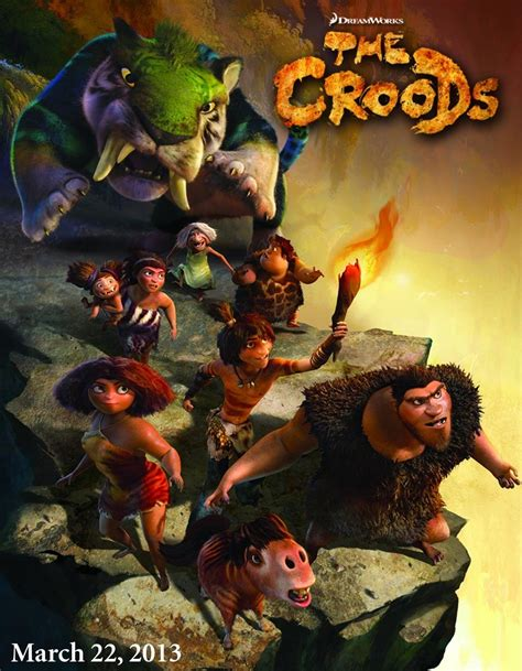 film cartoon croods the croods picture 1