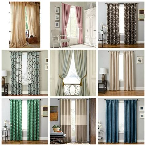 fabric window treatments fabric window treatment ideas