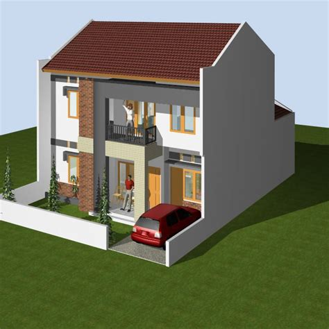 modern minimalist house design with 3d max new living