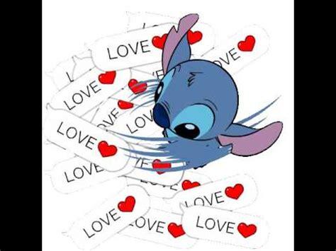 imagenes de amor tierno stitch tierno diciendo te amo youtube