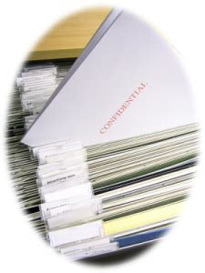 Access To Records Act Confidential File