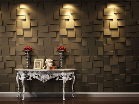 wallpaper design houzz 3d wall panels blocks contemporary wall panels