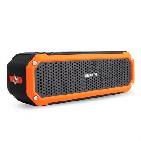 Speaker Bluetooth Bass Bocina Archeer Portable Bluetooth Speaker With Bass 1 399 00 En Mercado Libre