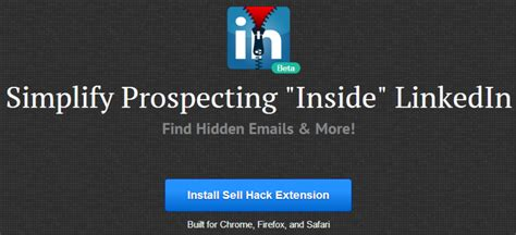 sell hack linkedin sends cease and desist to sell hack