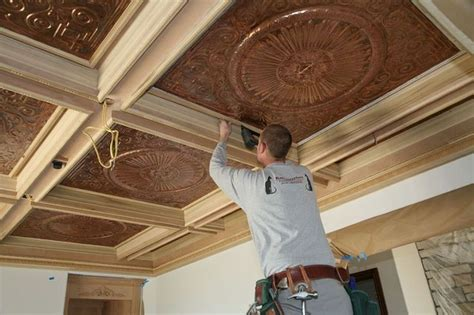 Tray Ceiling Definition Coffered Ceiling Tips And Exles Ceilings Of Interest