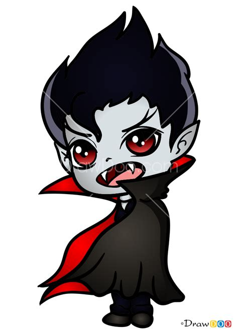 draw halloween vampire halloween