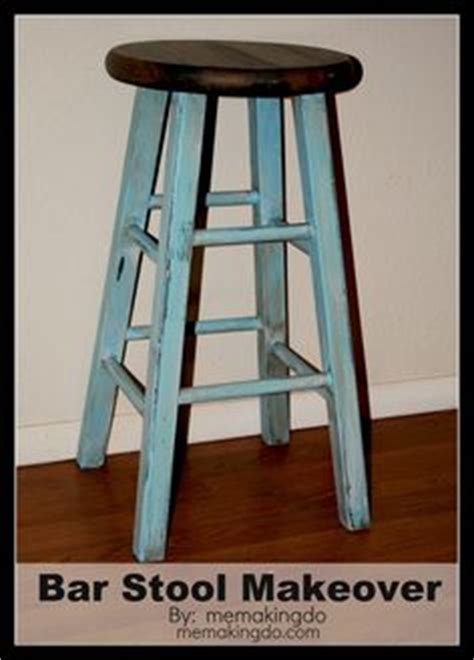 how to paint a bar stool 1000 ideas about bar stool makeover on pinterest stool