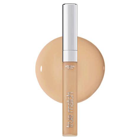 L Oreal True Match Concealer l oreal cosmetics true match concealer 6 8 ml beige