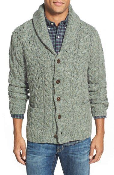 Pashmina Kashmir Polos polo ralph wool cable knit shawl collar cardigan available at nordstrom rl