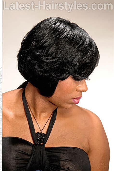hard wrap hairstyles 16 side swept hairstyles for black women with class