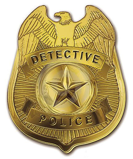 When Police Encounter Persons Who Stutter Stuttering Foundation A Nonprofit Organization Detective Badge Template