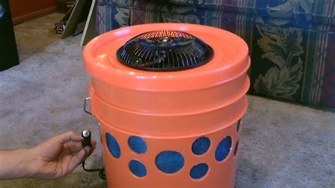 how to make room cooler evap air cooler the quot 5 gallon quot sw cooler diy can be solar powered