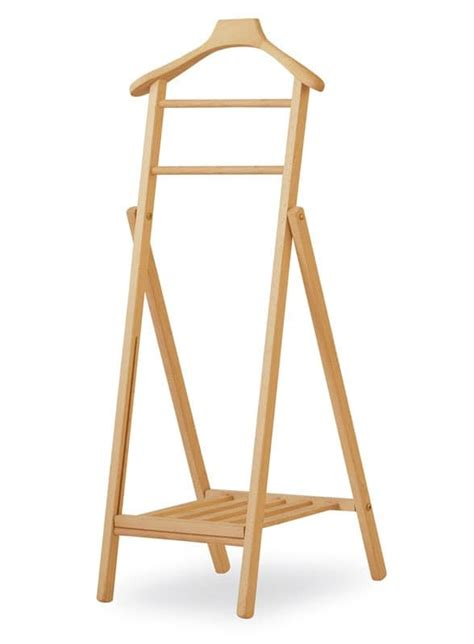 the gallery for gt coat hanger stand wood