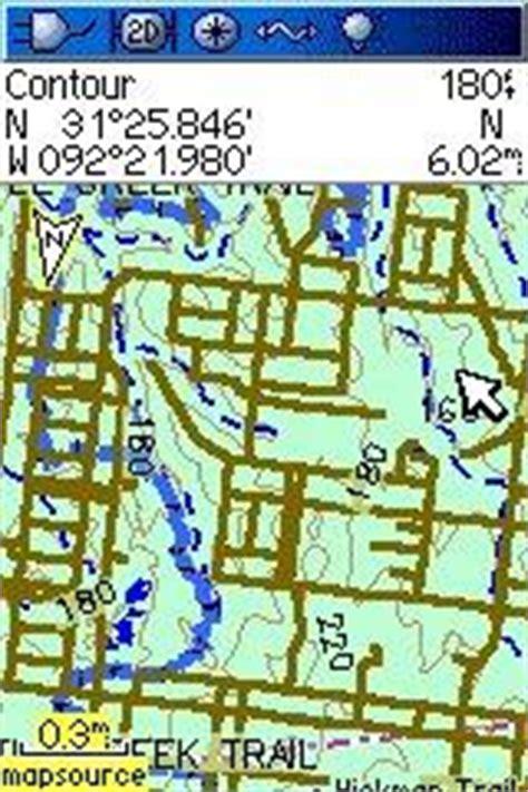 kisatchie louisiana map kisatchie national forest garmin compatible map gpsfiledepot