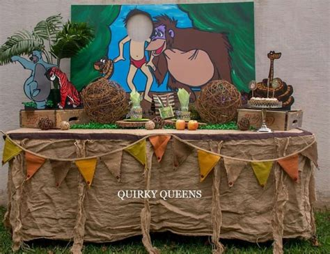 jungle book themed birthday party jungle book birthday quot jungle book themed photo shoot