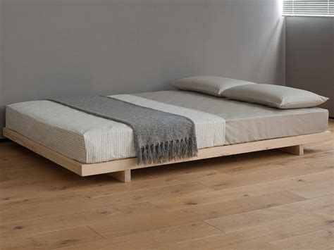 platform bed no headboard home design